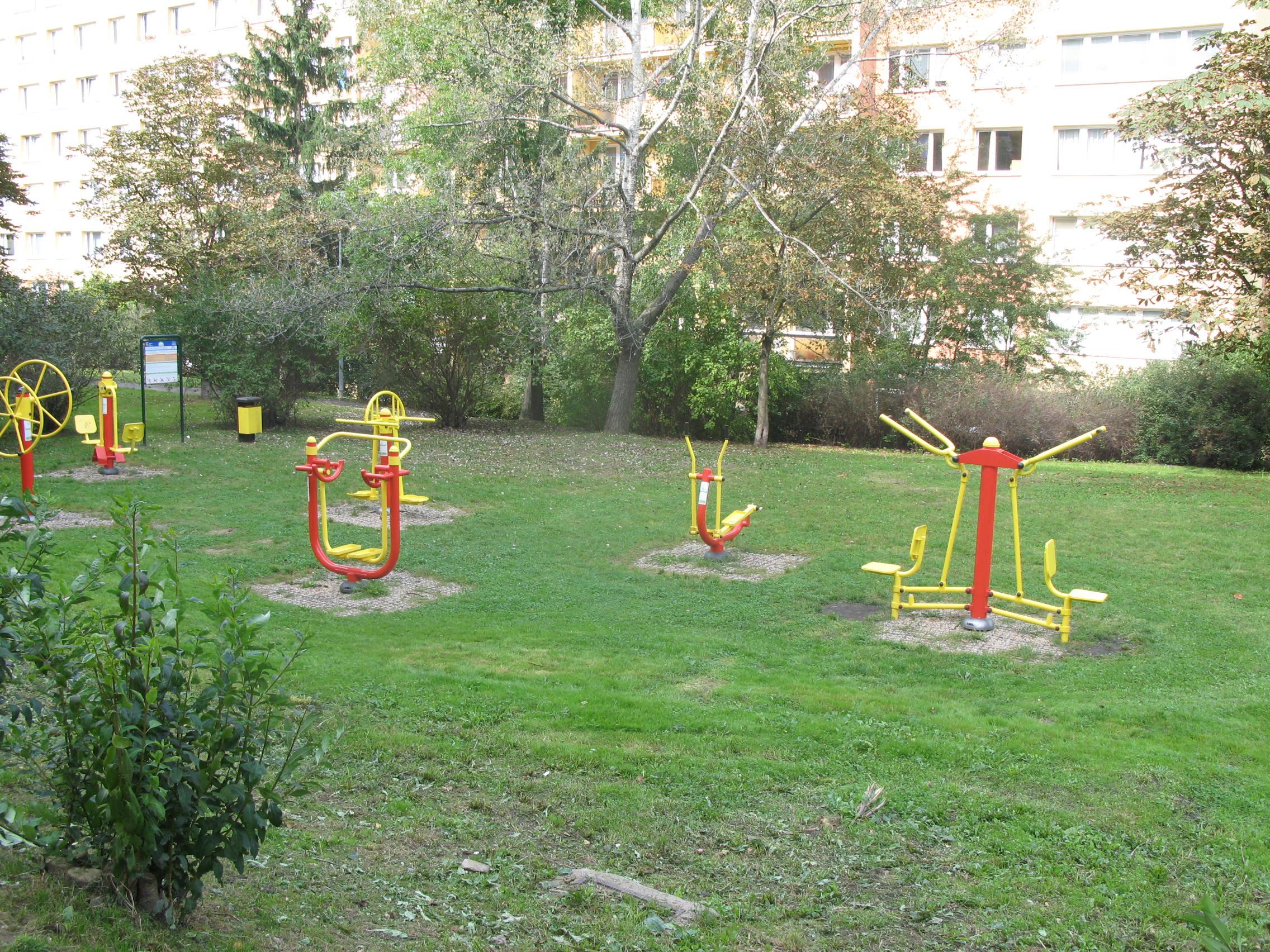 Fitness Mečíková