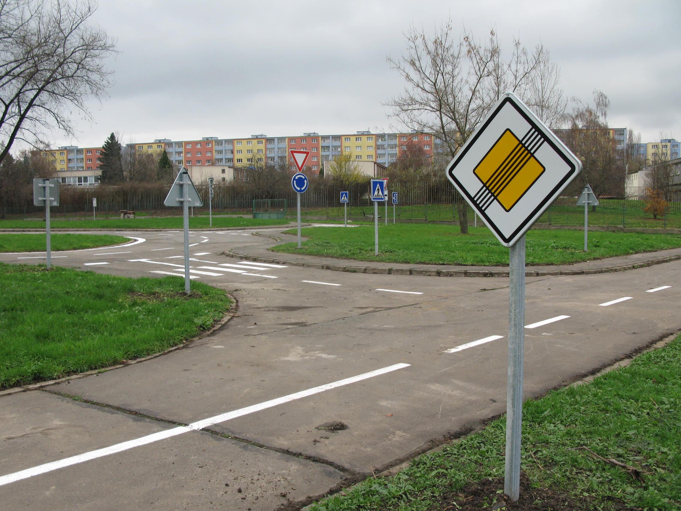 dopravní hřiště Platanová