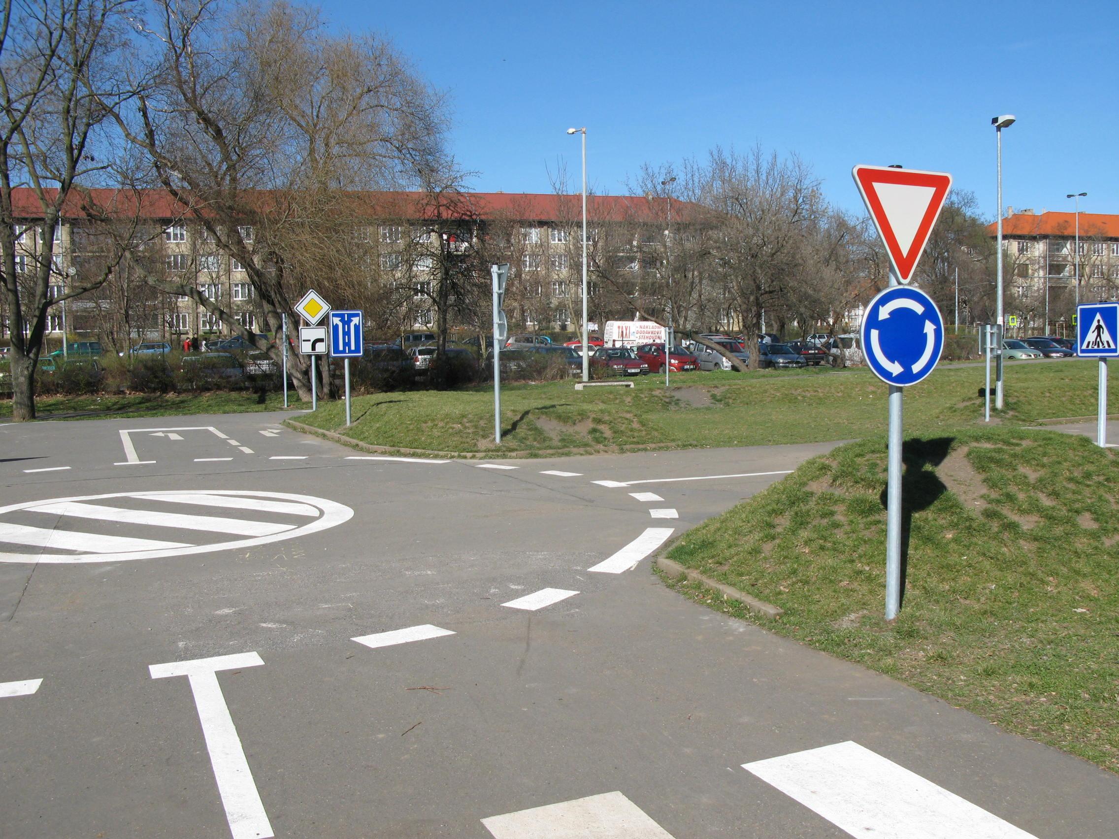 Cyklopark v Olšinách